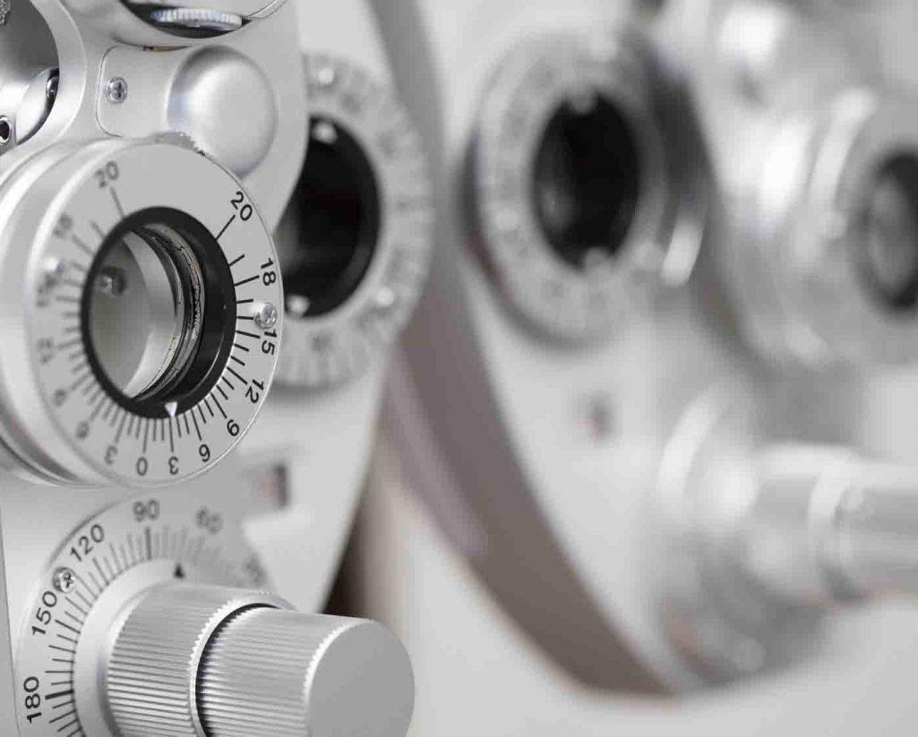 phoropter materiel exavue optique optometriste et opticien paris